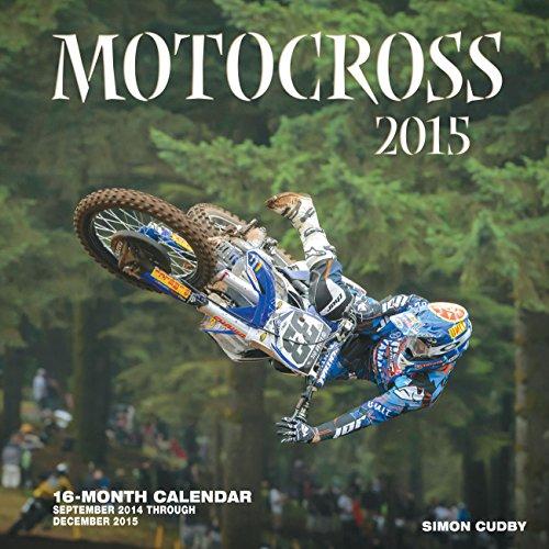 Motocross 2015: 16-Month Calendar includes September 2014 through December 2015: Casper, Steve