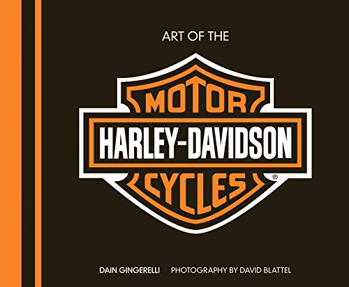 9780760346891: Art of the Harley-Davidson Motorcycle