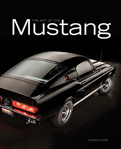 9780760347867: Art of the Mustang