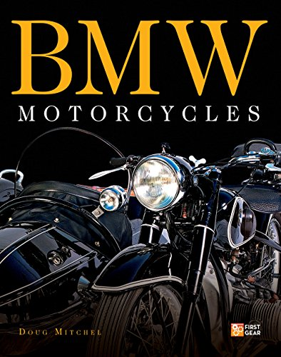 9780760347980: BMW Motorcycles (First Gear)