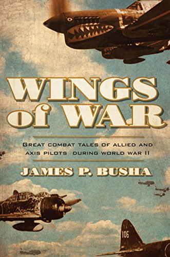Wings of War: Great Combat Tales of Allied and Axis Pilots During World War II