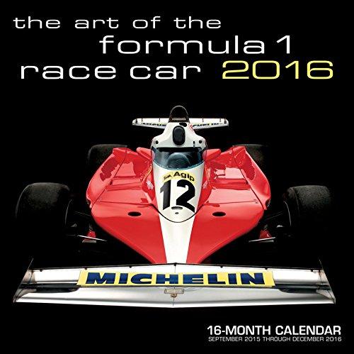Calendar Monthly Rent Formula : Art of the formula race car month calendar