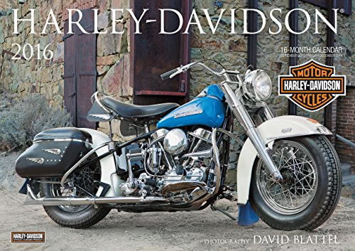 9780760348833: Harley-Davidson 2016 Calendar