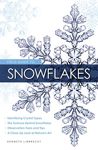 9780760349427: Field Guide to Snowflakes