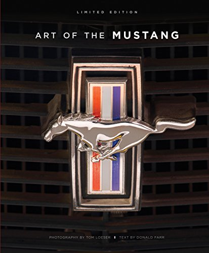 9780760349823: Art of the Mustang - Limited Edition