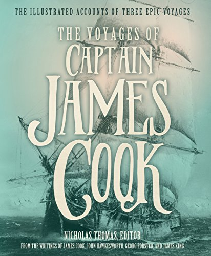 The Voyages of Captain James Cook: The: Cook, James, Hawkesworth,