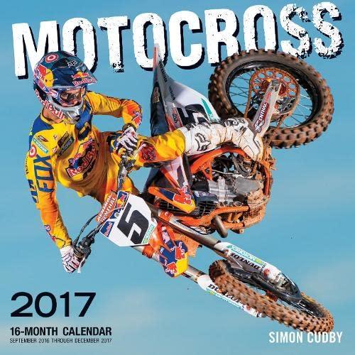 9780760350683: Motocross 2017: 16-Month Calendar September 2016 through December 2017