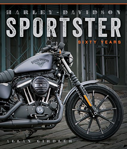 9780760352182: Harley-Davidson Sportster: Sixty Years