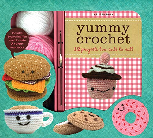 9780760353257: Yummy Crochet: 12 Projects Too Cute To Eat
