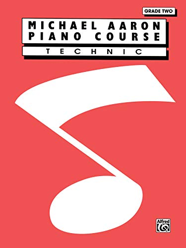 9780760400029: Michael Aaron Piano Course Technic: Grade 2
