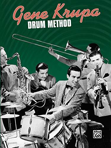 9780760400852: Gene Krupa Drum Method