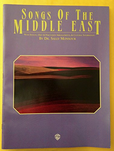 Songs of the Middle East: Sally Monsour