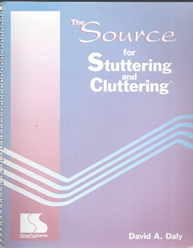 9780760601082: The source for stuttering and cluttering