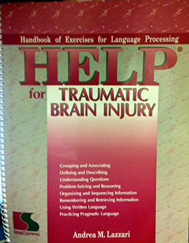 9780760601617: Help for traumatic brain injury