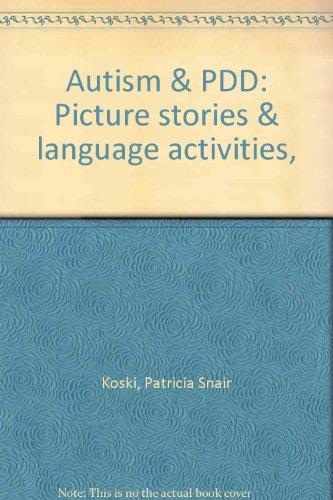 9780760602058: Autism & PDD: Picture stories & language activities,