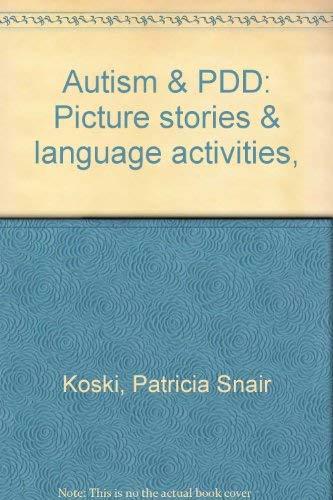 9780760602089: Autism & PDD: Picture stories & language activities,