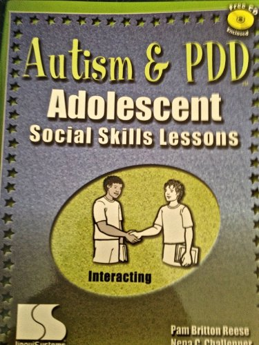 9780760603451: Autism and PDD; Adolescent Social Skills Lessons; Interacting