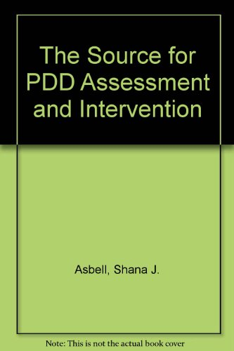 9780760603789: The Source for PDD Assessment and Intervention