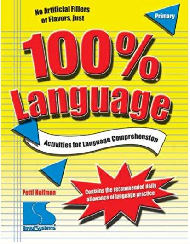 9780760604052: 100% Language: Primary Activities for Language Comprehension