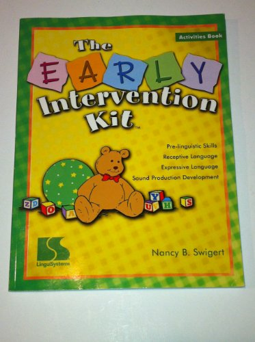 9780760605974: The Early Intervention Kit Activities Book with CD