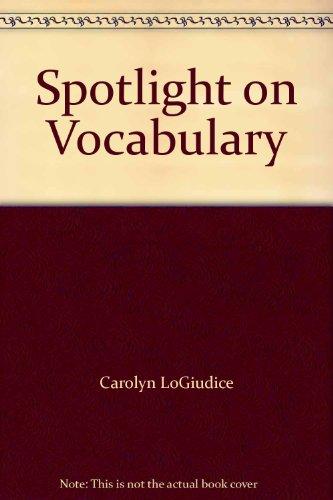 Spotlight on Vocabulary