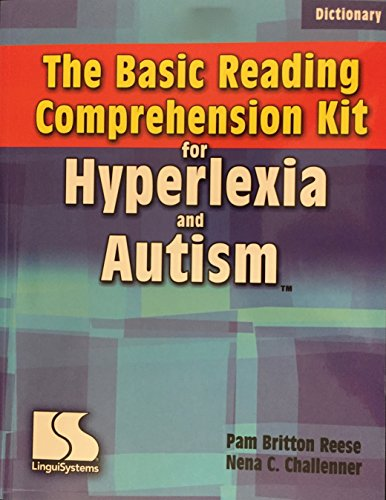 9780760606117: The Basic Reading Comprehension Kit for Hyperlexia and Autism (Dictionary)