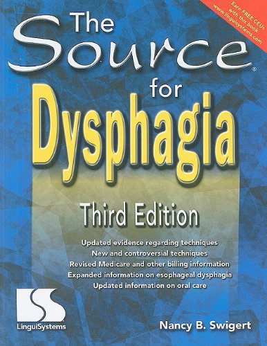 The Source for Dysphagia (0760607648) by Nancy B. Swigert