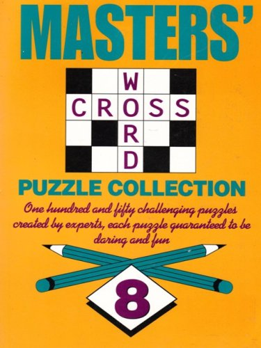 9780760700617: Master's Puzzle Collection #8