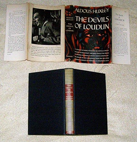 The Devils of Loudun: Huxley, Aldous
