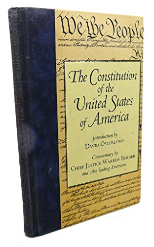 9780760700761: The Constitution of the United States of America