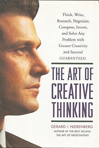 9780760701249: The Art of Creative Thinking
