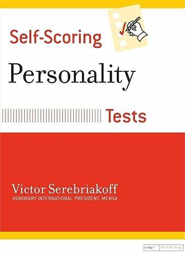9780760701621: Self-Scoring Personality Tests (Self-Scoring Tests)