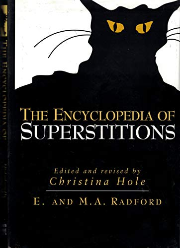 9780760702284: Encyclopedia of Superstitions
