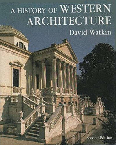 9780760702529: A History of Western Architecture [Hardcover] by Watkin, David