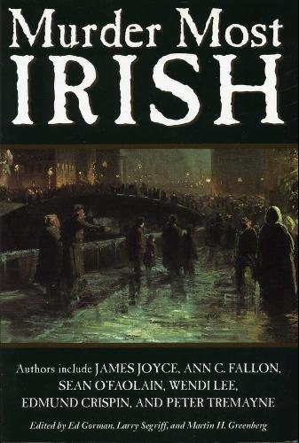 9780760702932: Murder Most Irish