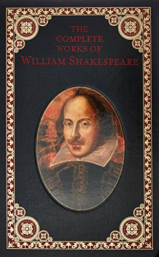 The Complete Works of William Shakespeare (Collectible Leather Edition) - William Shakespeare