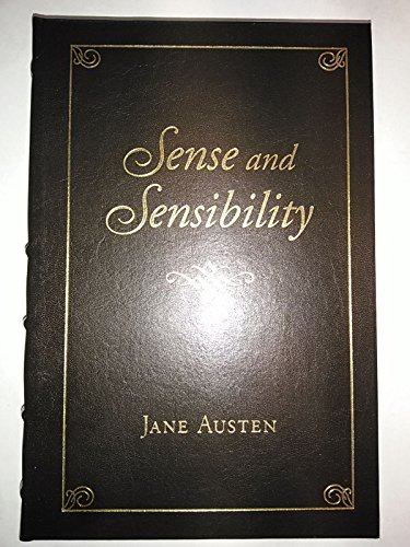 9780760703403: Sense and Sensibility (LEATHER BOUND)