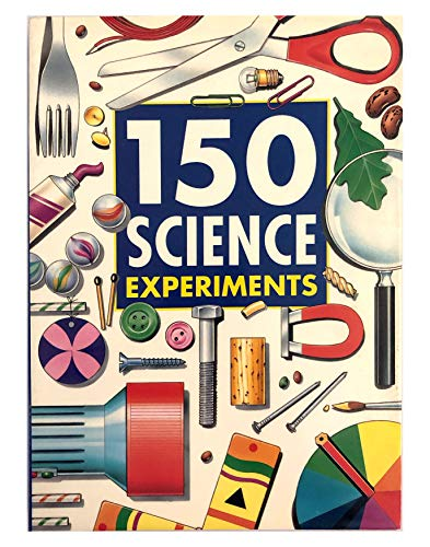 9780760703434: 150 science experiments