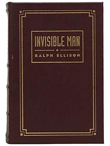 The Invisible Man: Ellison, Ralph