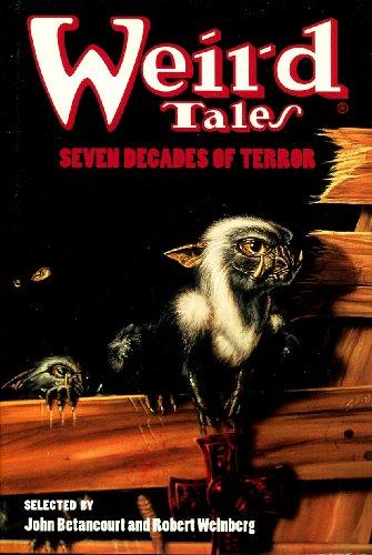 9780760704035: Weird Tales: Seven Decades of Terror
