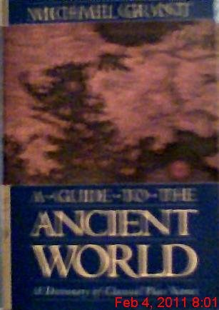 9780760704257: A guide to the ancient world