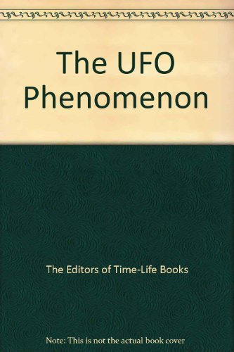 9780760704394: The UFO Phenomenon (Mysteries of the Unknown)
