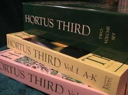 Hortus Third: A Concise Dictionary of Plants