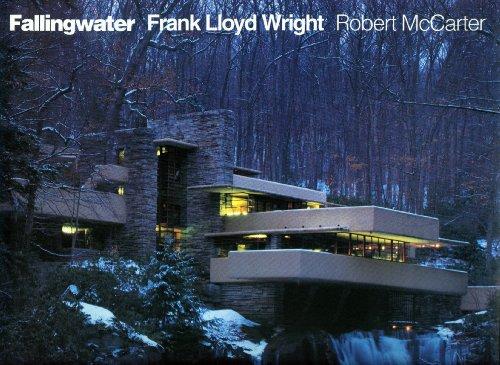 9780760705469: Fallingwater: Frank Lloyd Wright [Hardcover] by McCarter, Robert