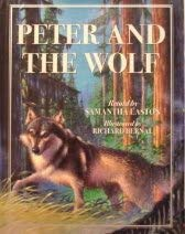 Peter and the wolf (076070628X) by Samantha Easton