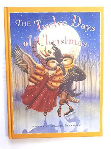 The Twelve Days of Christmas: David Delamare