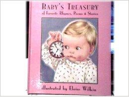 Baby's Treasury of Favorite Rhymes, Poems&Stories