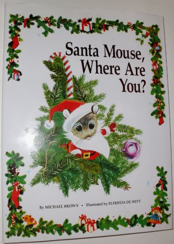 9780760706848: Santa Mouse, where are you?