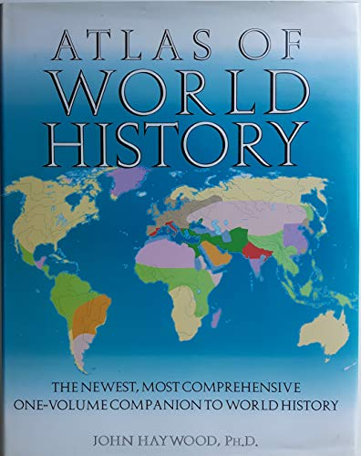 9780760706879: Atlas of World History