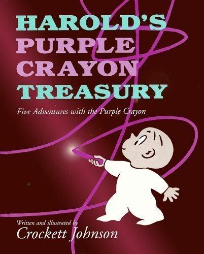 9780760707449: Harold's Purple Crayon Treasury
